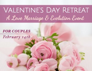 Valentine's Day Virtual Retreat with Amy Edelstein
