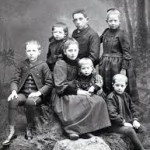 Teilhard de Chardin's childhood