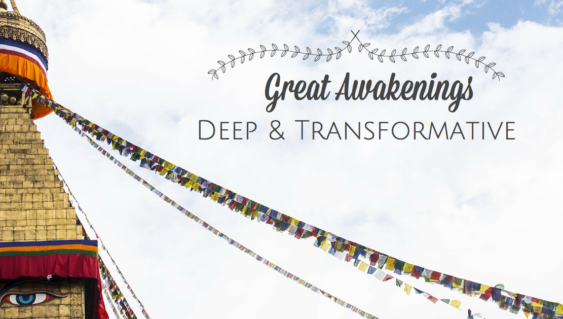 Deep and transformative online course