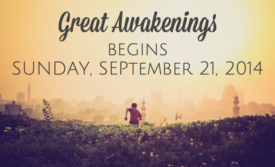 Great Awakenings 2014
