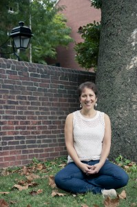 Amy Edelstein, interfaith minister and spiritual educator