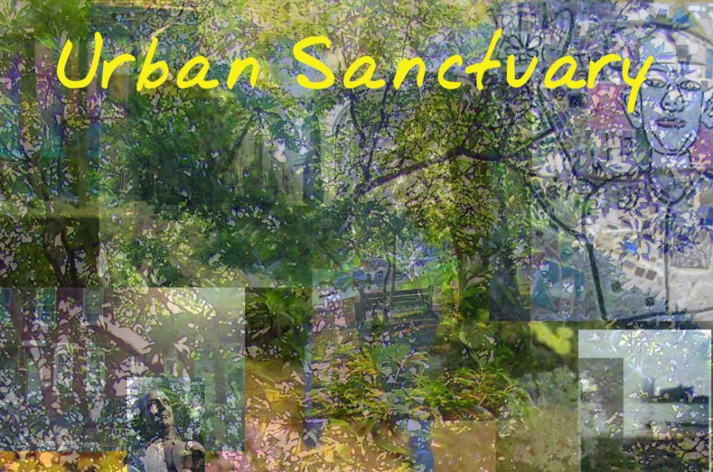 Urban Sanctuary, congregation for evolutionary spirituality with Amy Edelstein