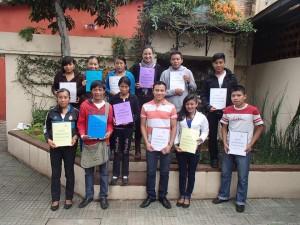 Teen relationship training in Guatemala