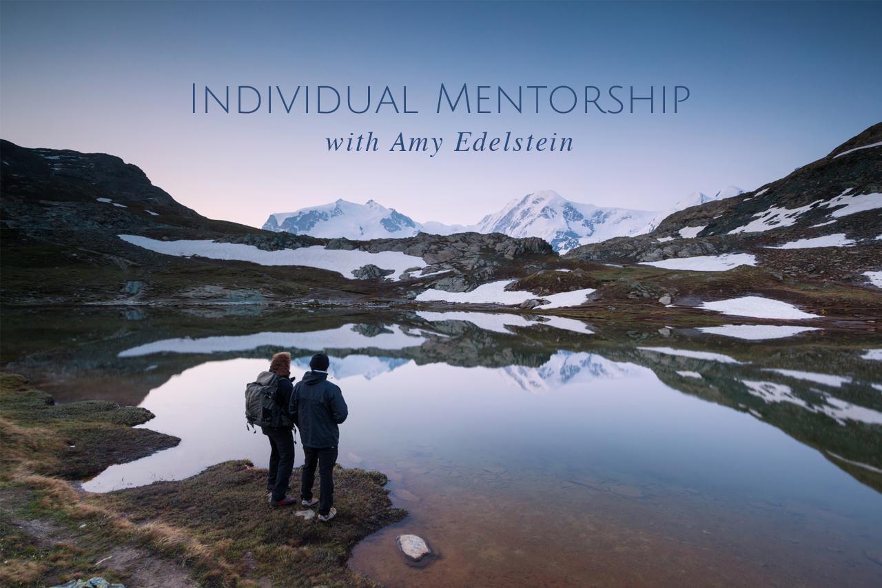 Individual Spiritual Mentorship with Amy Edelstein