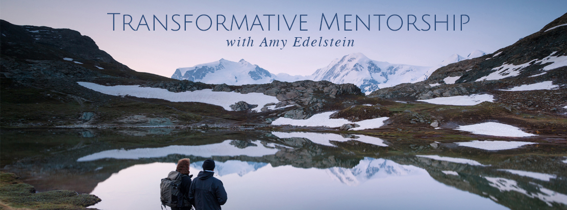 Transformative Spiritual Mentorship with Amy Edelstein