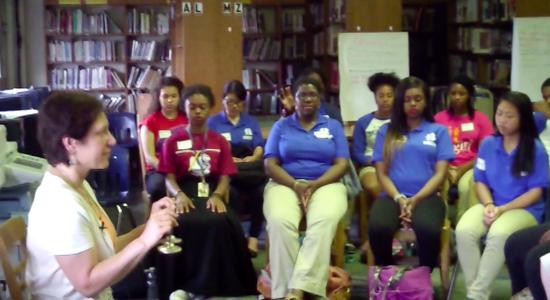 teen mindfulness programs in Philadelphia with Amy Edelstein