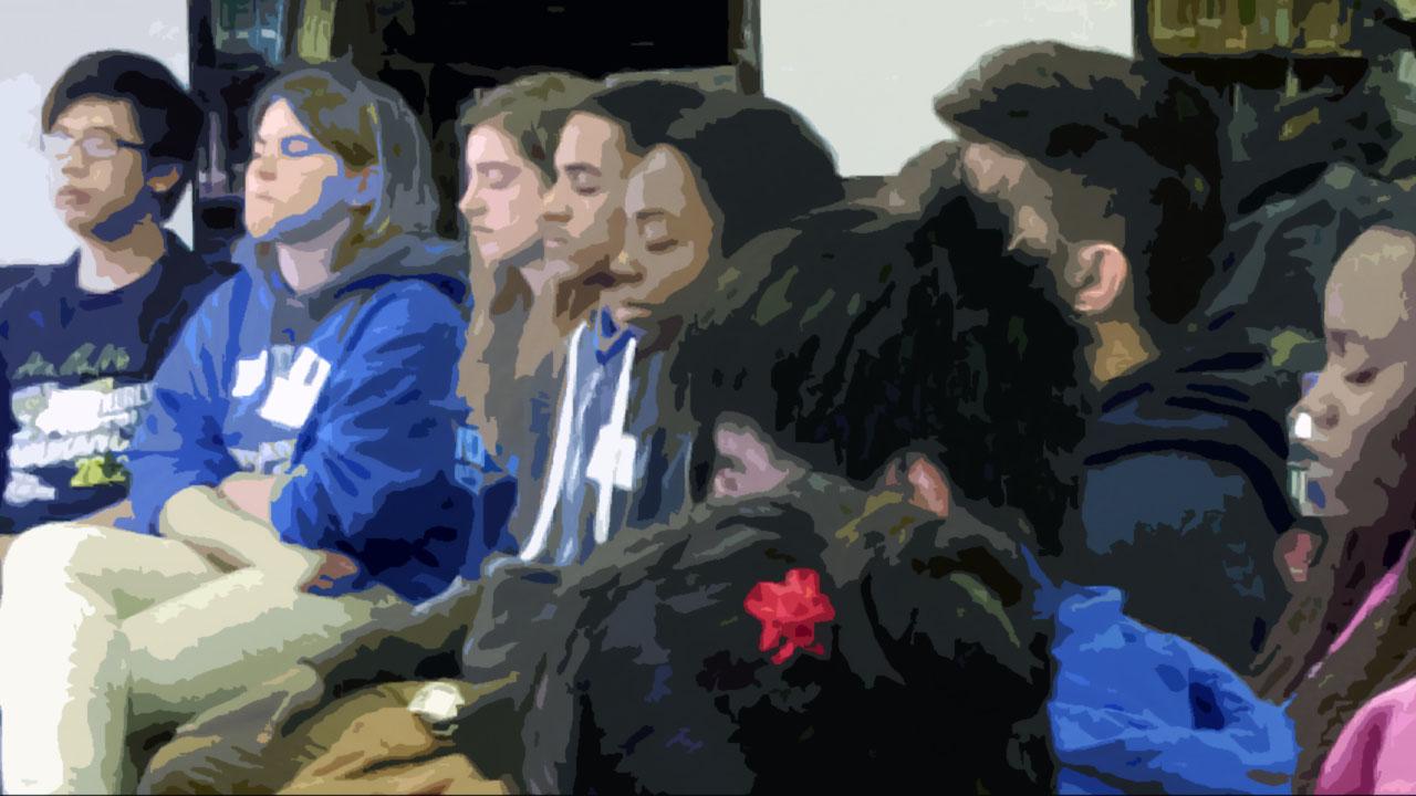 Support Teen Mindfulness