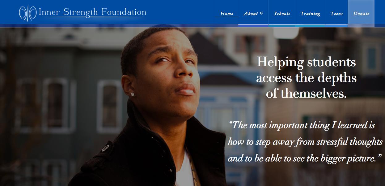Inner Strength Foundation Teen Mindfulness Programs