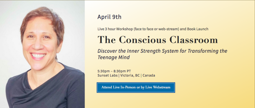 The Conscious Classroom Workshop & Book Launch