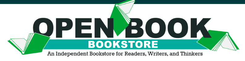 Open Book bookstore local author series